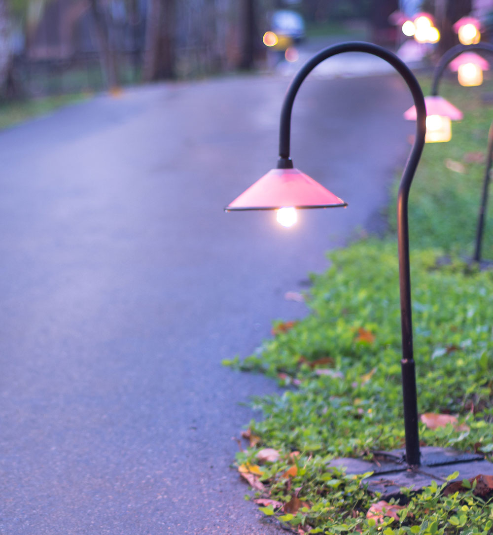 chantilly landscape lighting