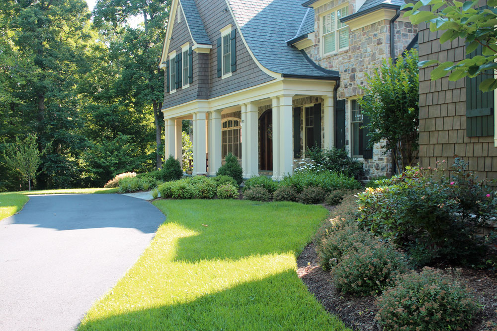 chantilly landscape maintenance