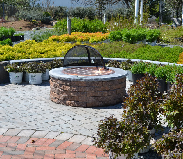 chantilly paver patios and walks