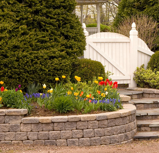 chantilly segmental retaining wall