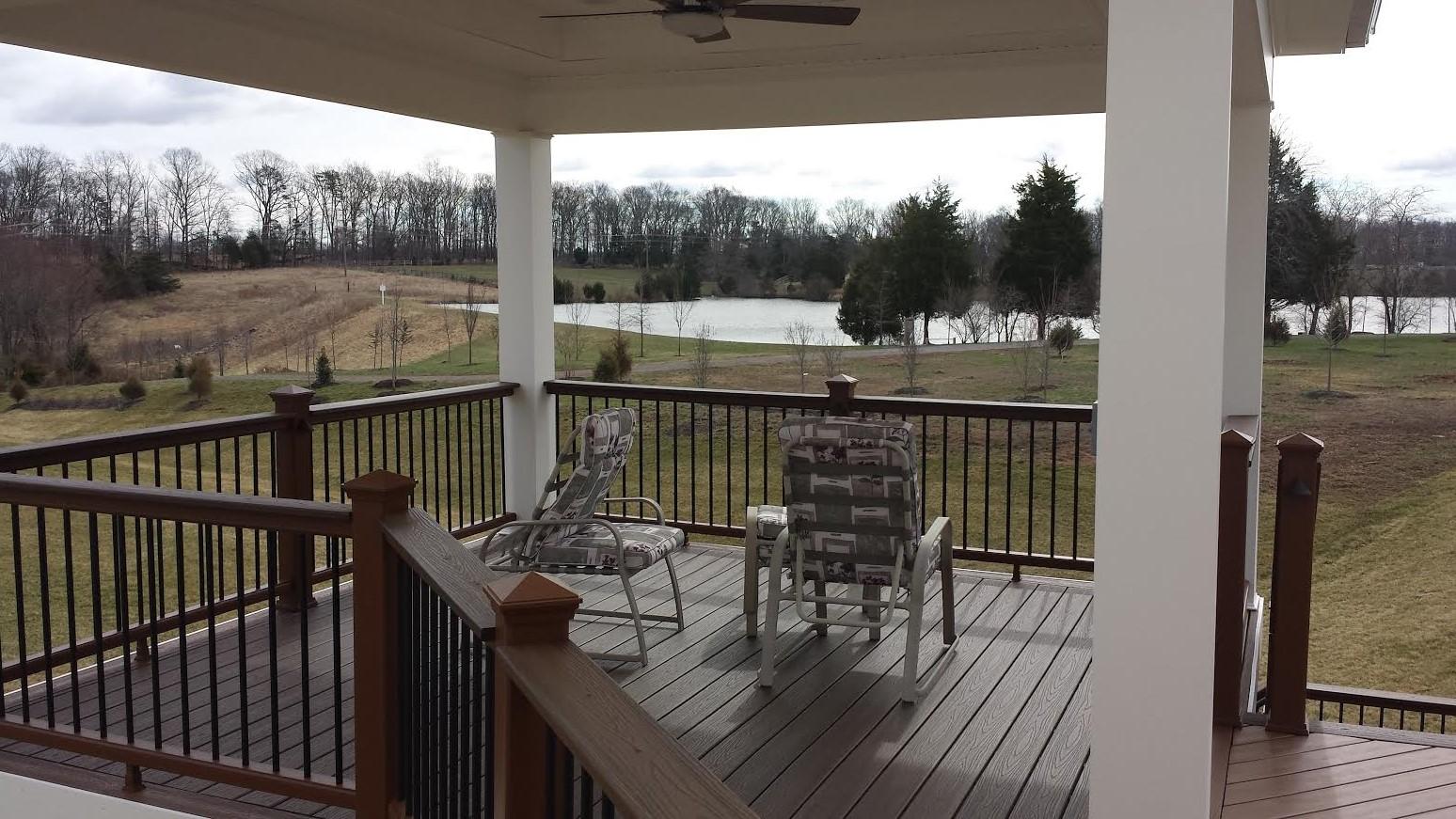 chantilly deck pavilion