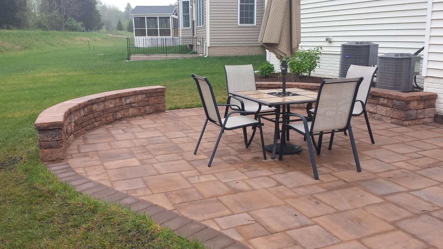 paver patio chantilly va