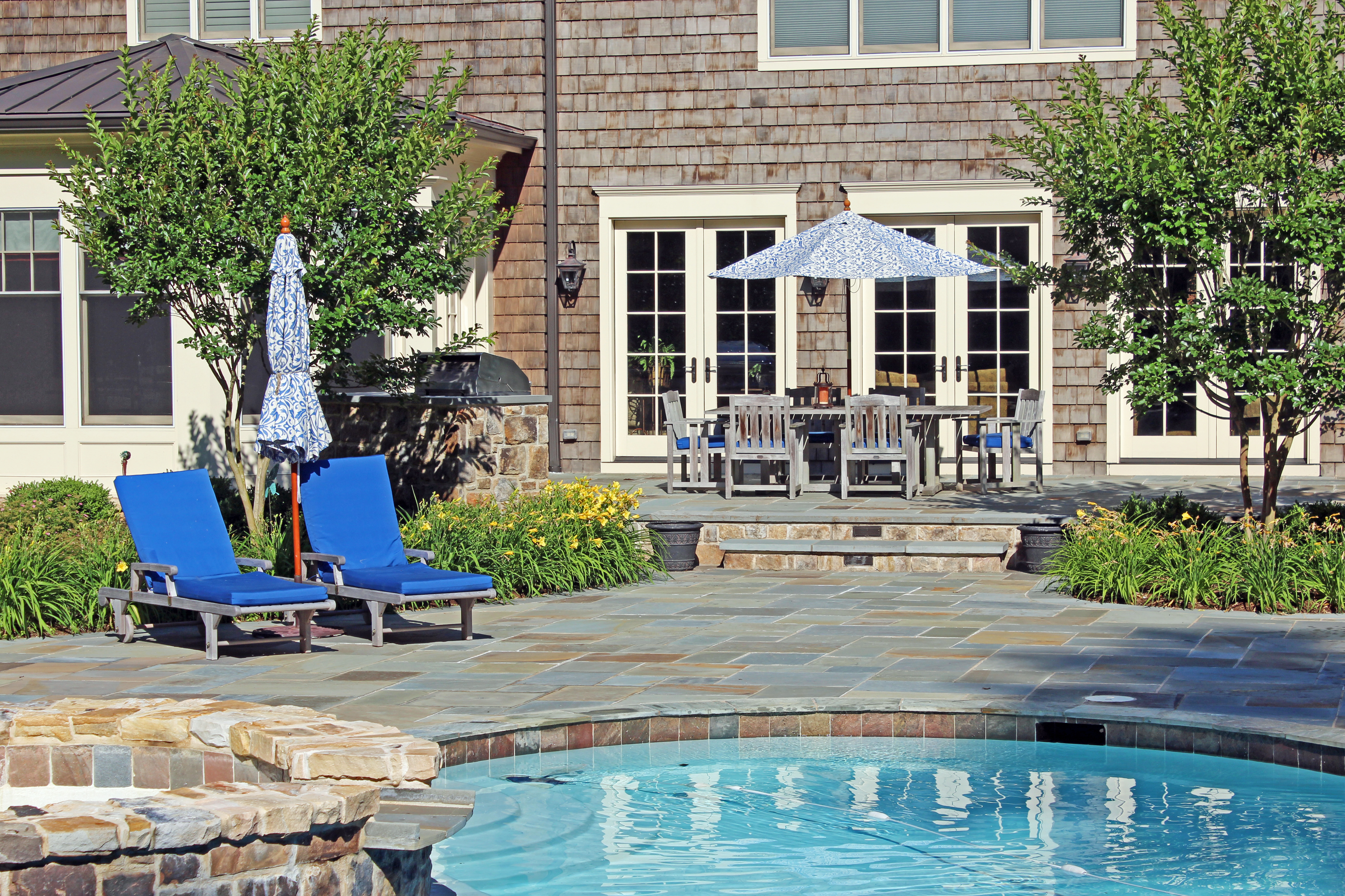 chantilly pool design