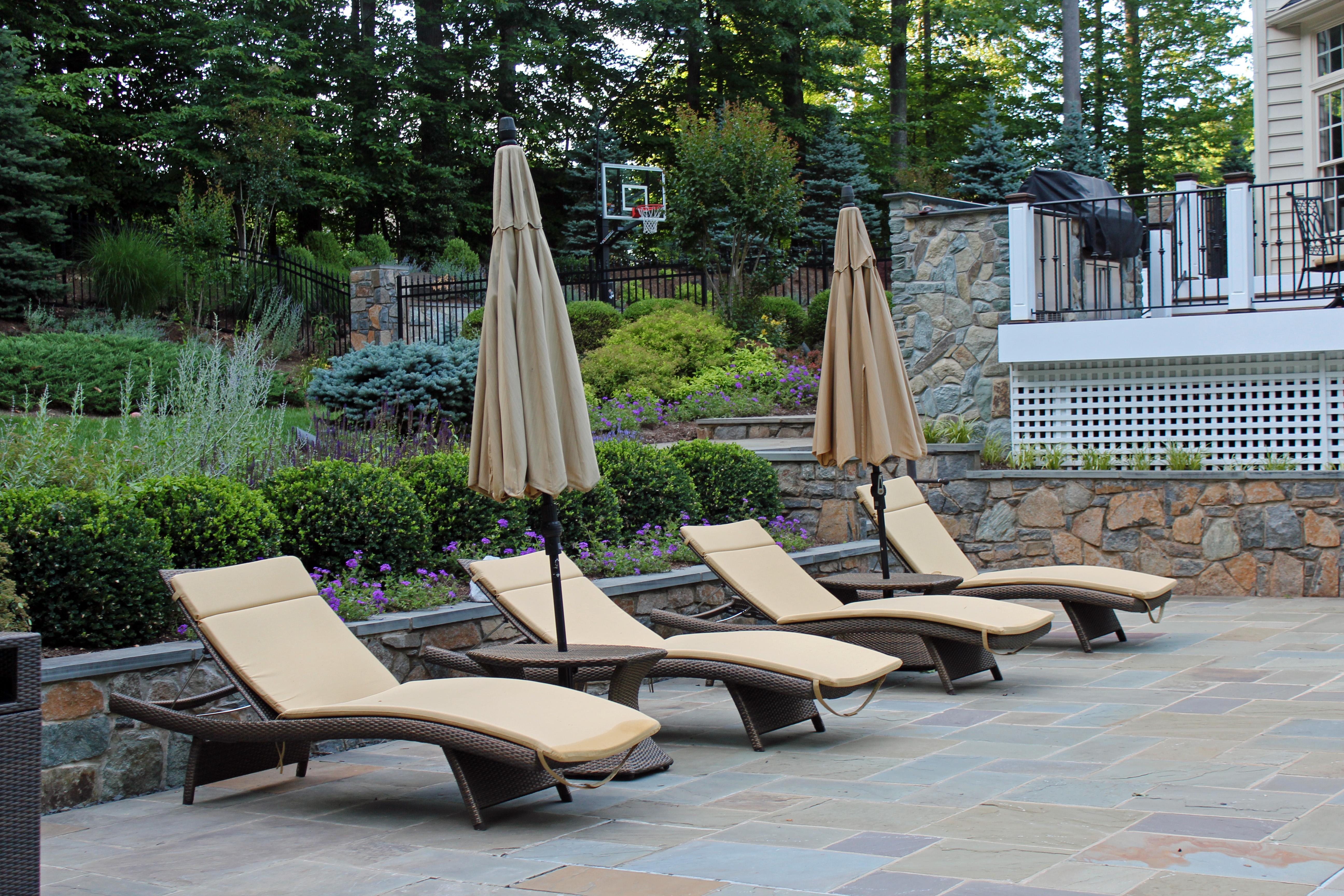 chantilly va pool patio