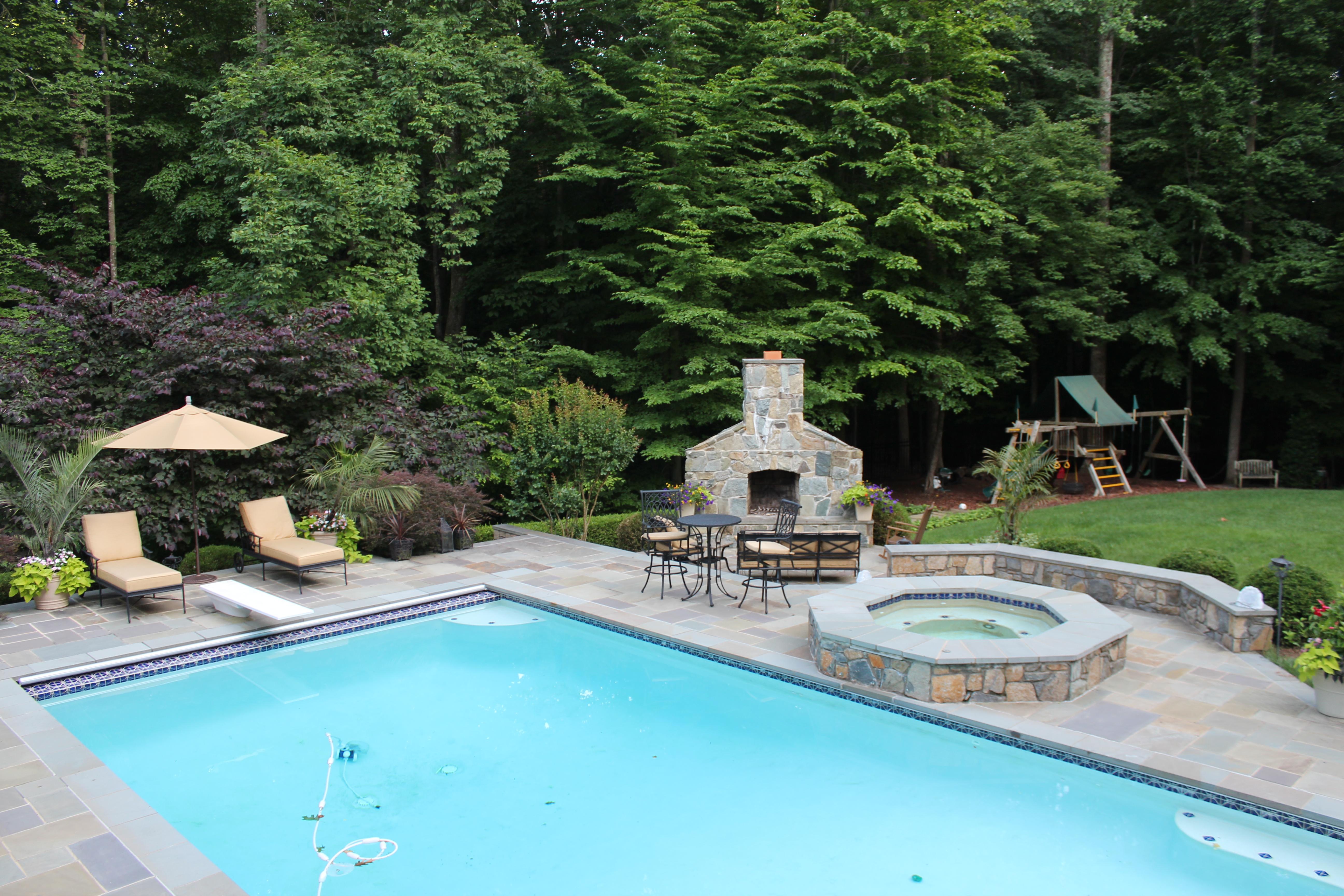 northern virginia swimming pool design