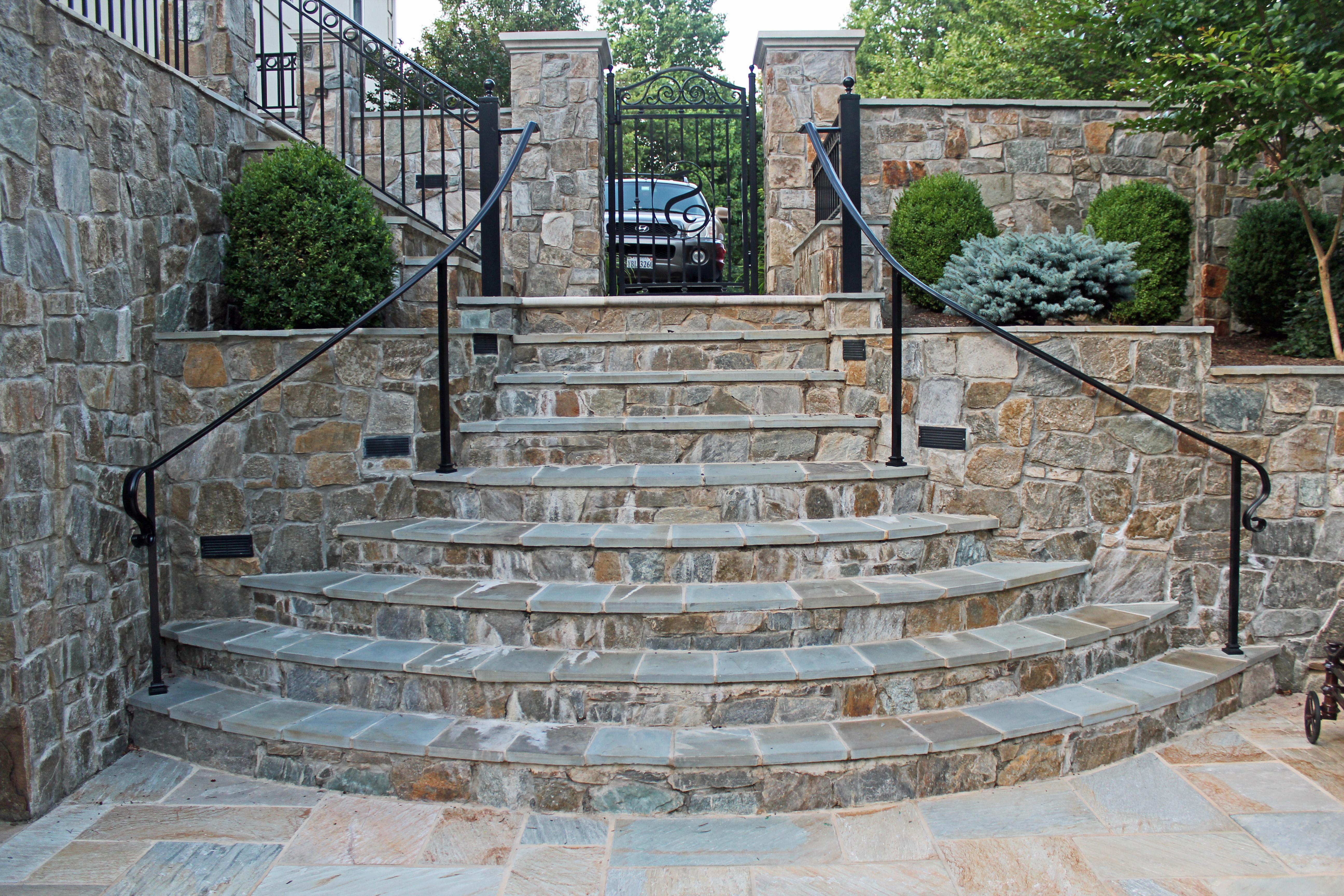 stone stairs chantilly va